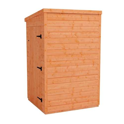 TigerFlex Shiplap Pent Windowless Shed